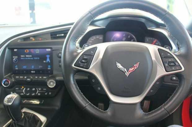 Performax-converted Chevrolet Corvette C7 Stingray