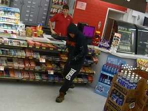 UPDATE: Police release CCTV images of service station thief