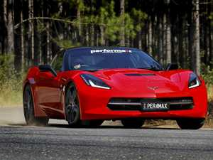 Chevrolet Corvette C7 Stingray road test and review