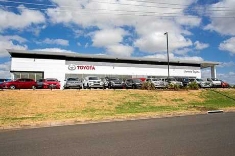 The new dealership opened last week at 73 Kraus Ave, near the Lismore Airport.