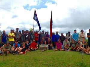 Trekking through Australian history