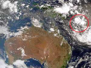 UPDATE: The latest on a tropical low in the Coral Sea