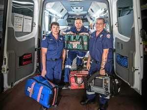 Paramedics frustrated with non-urgent triple zero calls