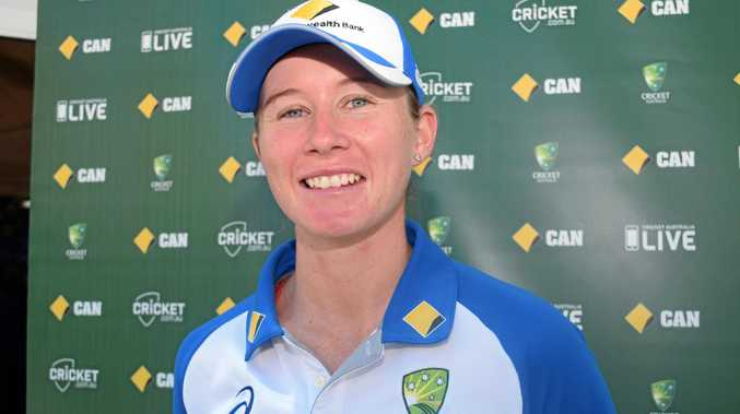 STILL CHASING: Southern Stars' opener Beth Mooney said she is still chasing the perfect game along with the rest of the Australian women's team after a tie in the fourth ODI against South Africa.