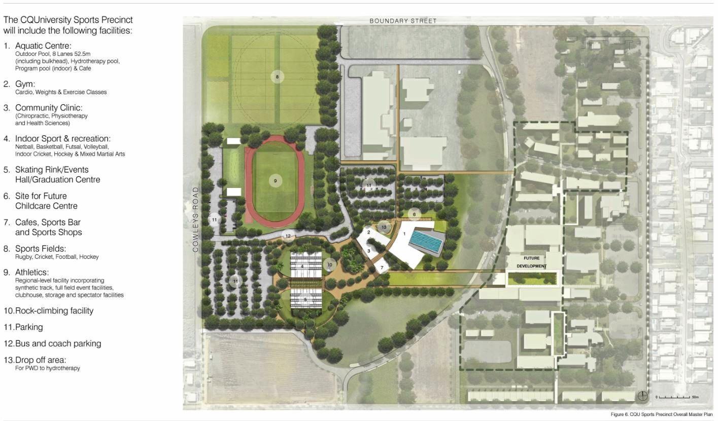 cqu bundaberg campus map Mackay S Biggest Project For 2017 Just Got Its Cash Cq News cqu bundaberg campus map