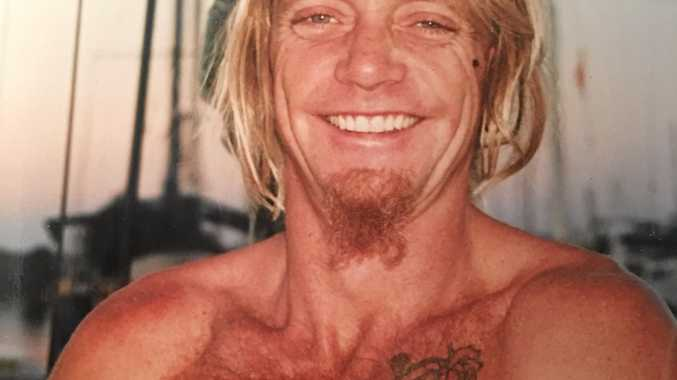FOREVER AT SEA: Damian Williams died suddenly on his catamaran at Mobbs Bay earlier this month.