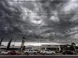 Large storm system hits Grafton