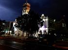 Lightning dazzles the Toowoomba sky