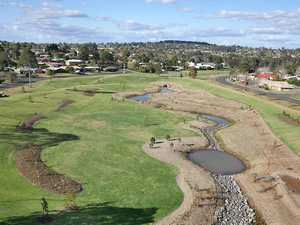 New $2.7m detention basin for Toowoomba