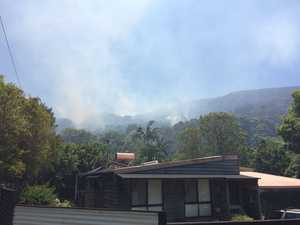 Disturbing find 'strongly suggests' Mt Coolum fire was arson