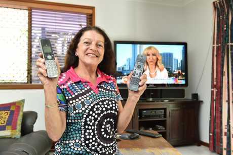 Fay Gillham winner of Channel 7's cashcow.