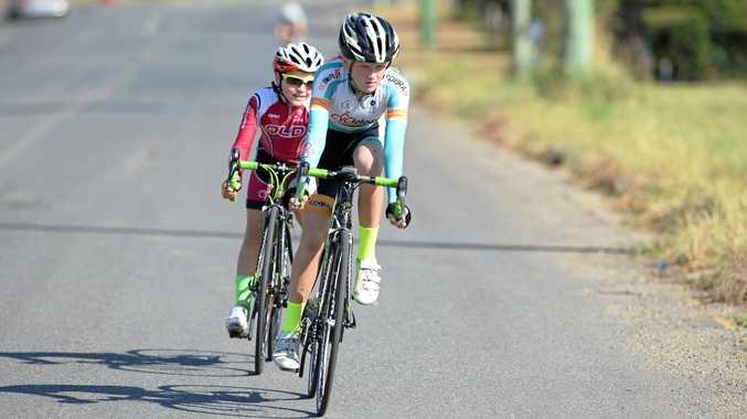 Cycling: Juniors, Deneaka Blinco.