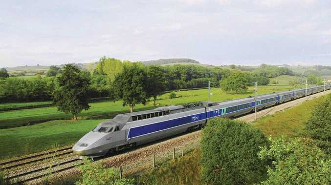 Toowoomba high-speed rail by 2041 'not soon enough'