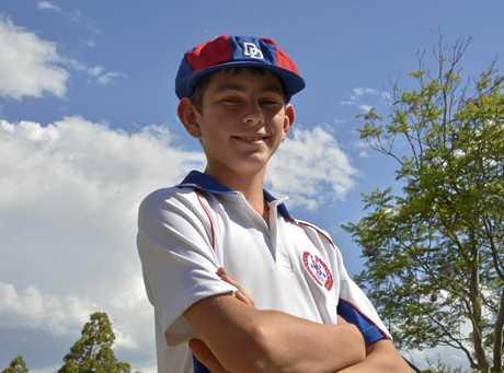 Toowoomba Grammar cricketer Paul Draheim has been selected for Queensland.