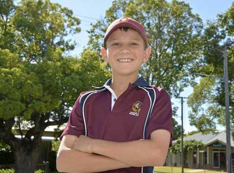 Toowoomba Grammar cricketer Tom Sippel has been selected for Queensland.