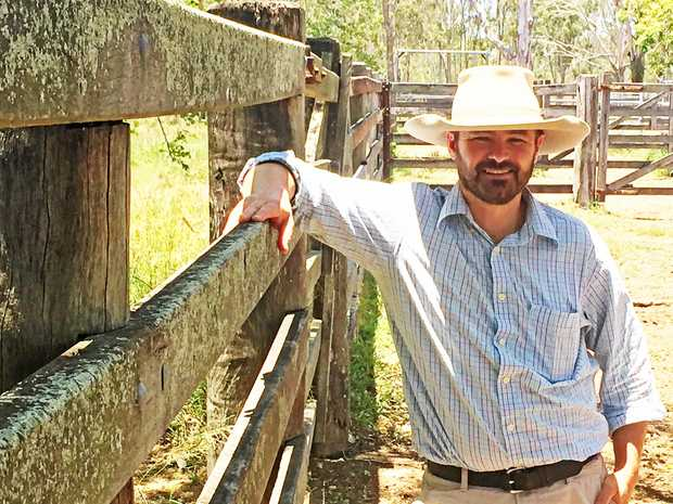 NEW APPOINTMENT: Associate Professor Mark Trotter will join CQUniversity's agriculture research team.
