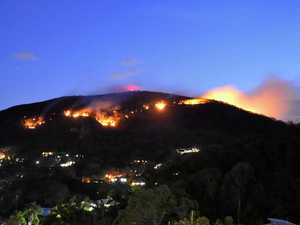 Mt Coolum walking track reopens after bushfire