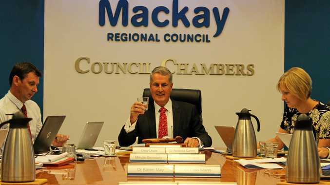 Mackay Regional Council has awarded an interim pay increase of 1.5% to council workers.