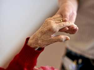 Leave aged care funding alone: Llew O'Brien