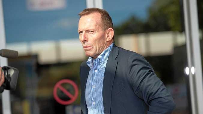 FUNDING: Former Prime Minister Tony Abbott has made the Coalition Govt's bed.