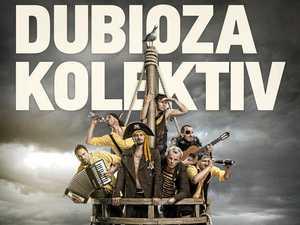 Woodford Folk Festival welcomes edgy Balkan rebels