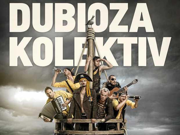 Dubioza Kolektiv.