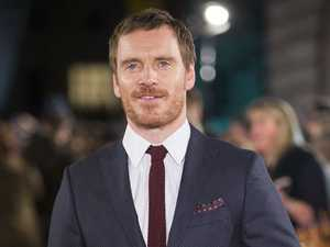 Michael Fassbender makes bedroom noises while working out