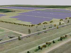 How contractors can get involved in Oakey solar farm
