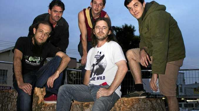 LOCALS: comedy rock band Humans of Lismore.
