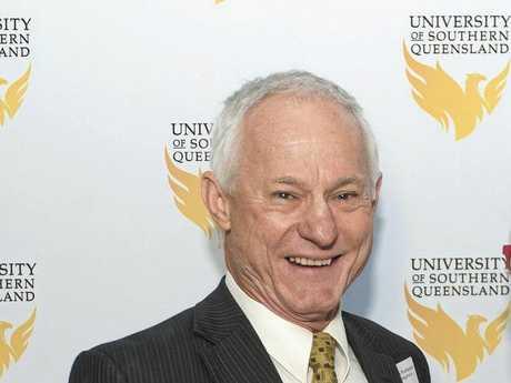 Emeritus Professor Bill Lovegrove.