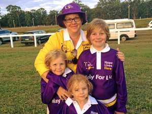 "Relay for Life: ""I lost my whole family to cancer"""