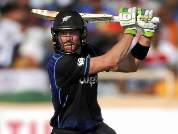 Martin Guptill is one of the Black Caps' most experienced campaigners.
