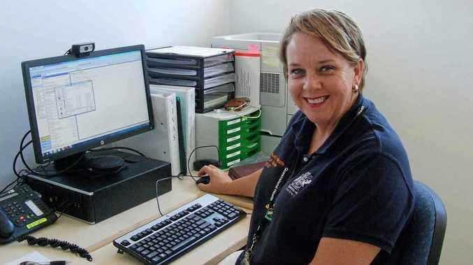 MENTORING: Helen Wylie, Miles Hospital Nurse.