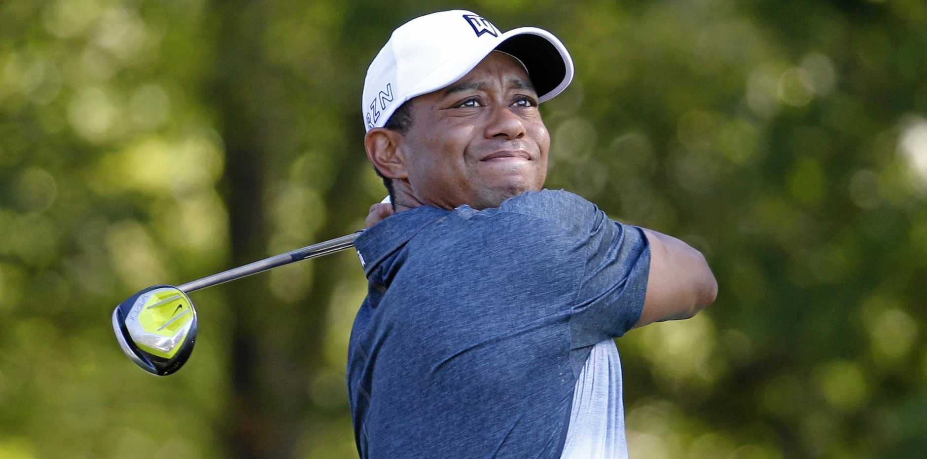 Tiger Woods will return to action in the Hero World Challenge.