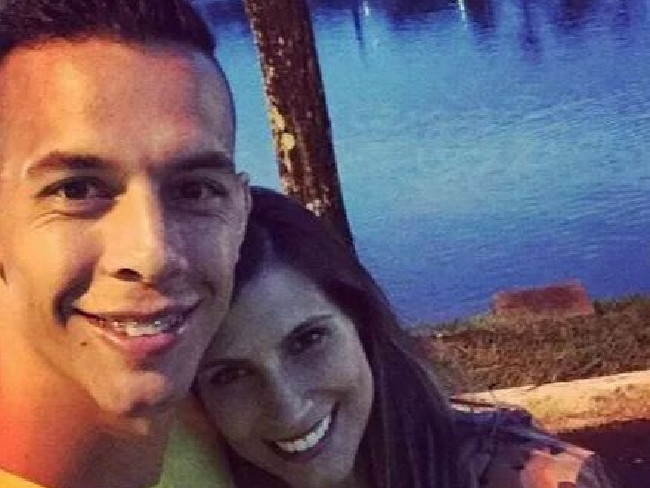Marcos Danilo survived the plane crash but died after speaking to his wife. Picture: InstagramSource:Supplied