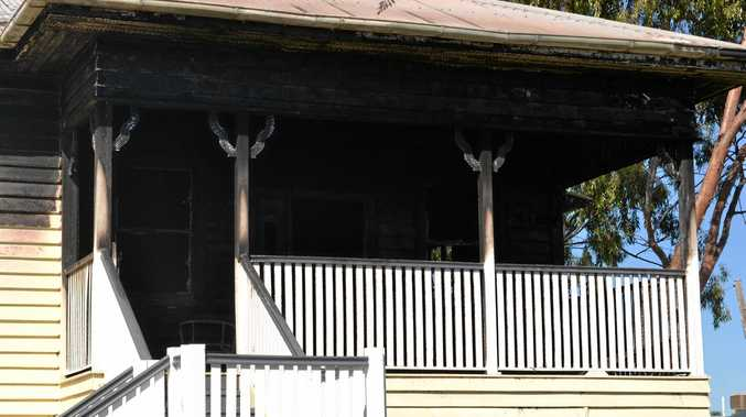FIRE FATALITY: The fire tragically took the life of Mark Wilkes.