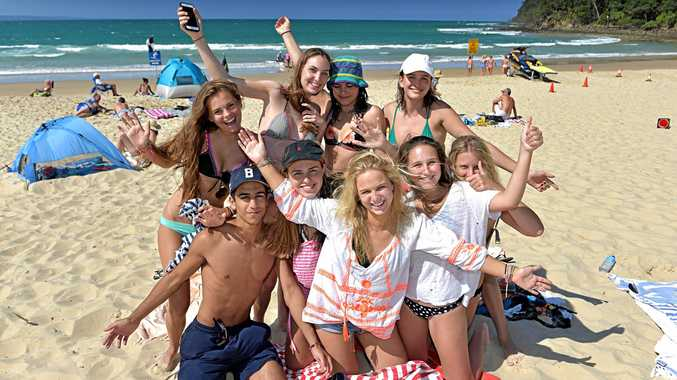 Surf Life Saving Queensland has named Noosa the second best beach in QLD in its list of top 10 beaches in the state. Was just pipped at the post by Burleigh.Anna Wilkinson, Kate Evans, Olivia Sinnamon, Phoebe Ogilvie, Macario Manis, Alice Aboud, Sophie Nash, Brie Morse and Rosie Chapple