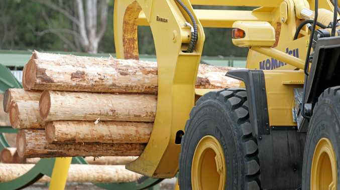 There are two timber-related positions available this week.