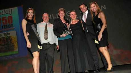 The Village Green Hotel won Best cheap eat meal under $15 at the 2016 AHA NSW Awards for Excellence held at The Sunken Money Hotel at Erina on the Central Coast on Tuesday, 29th November, 2016.