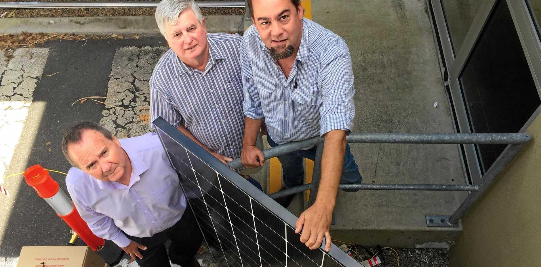 Services Club To Go Big For Solar Byron Shire News