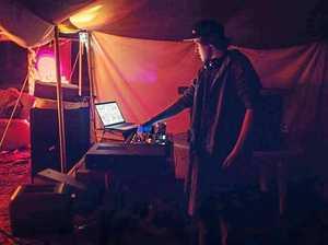 Hit the decks with DJ Lachie Brown