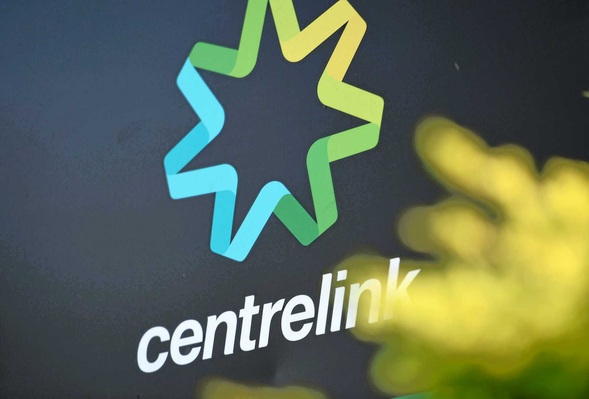 Centrelink will be hit by industrial action.