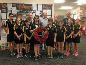 Port Curtis Road School commemorates