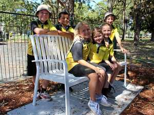 Taking a seat to stop bullying in schools