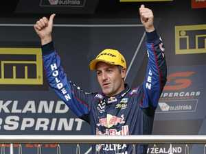 Whincup won't give up hope despite trailing teammate