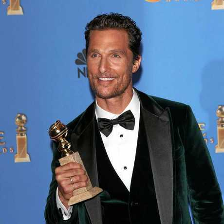 Matthew McConaughey also stars in new animated movie, Sing.