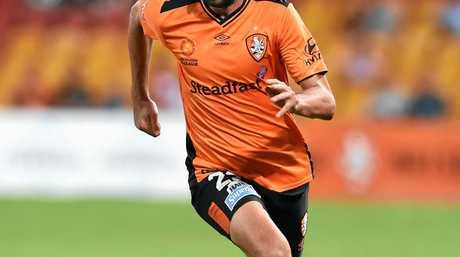 Thomas Broich of the Brisbane Roar.