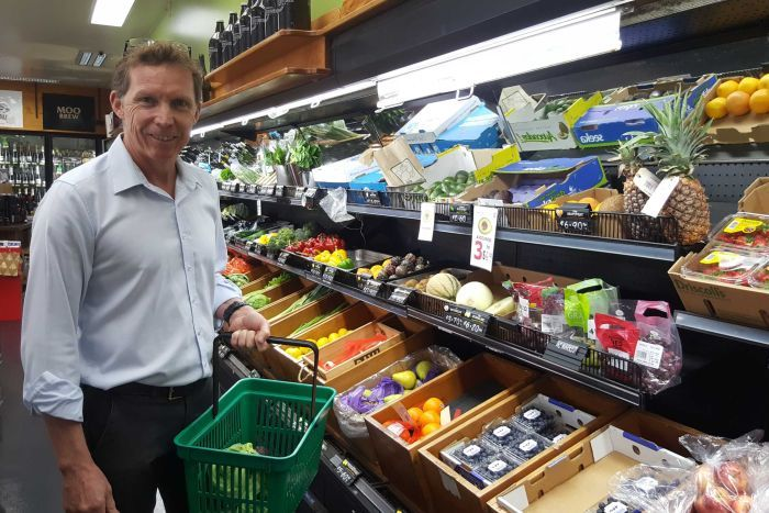 Dr Gary Fettke is passionate about nutrition after amputating limbs of diabetic patients. Photo: ABC