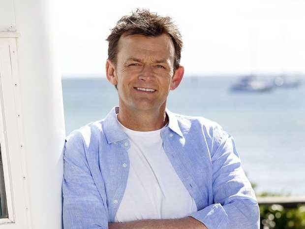 Cricket commentator Adam Gilchrist.