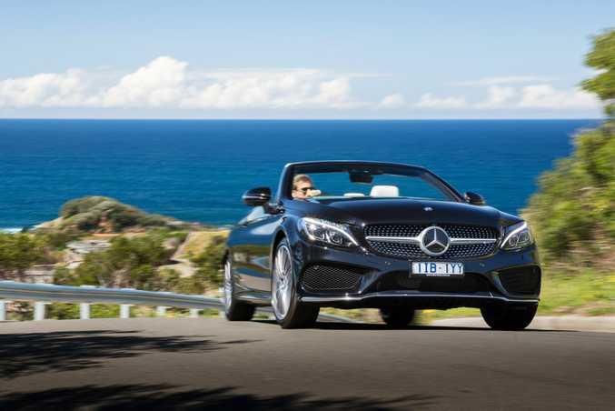 2016 Mercedes-Benz C-Class Cabriolet